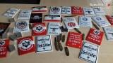 Częstochowa: Sprzedawał na jarmarku staroci przedmioty z faszystowskimi symbolami. Policja wszczęła śledztwo