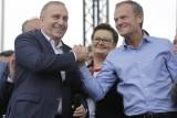 Grzegorz Schetyna jest gotowy na powrót Donalda Tuska i przejęcie sterów w PO