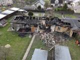 W pożarze dziewięć rodzin straciło dach nad głową i dorobek życia. Potrzebna pilna pomoc