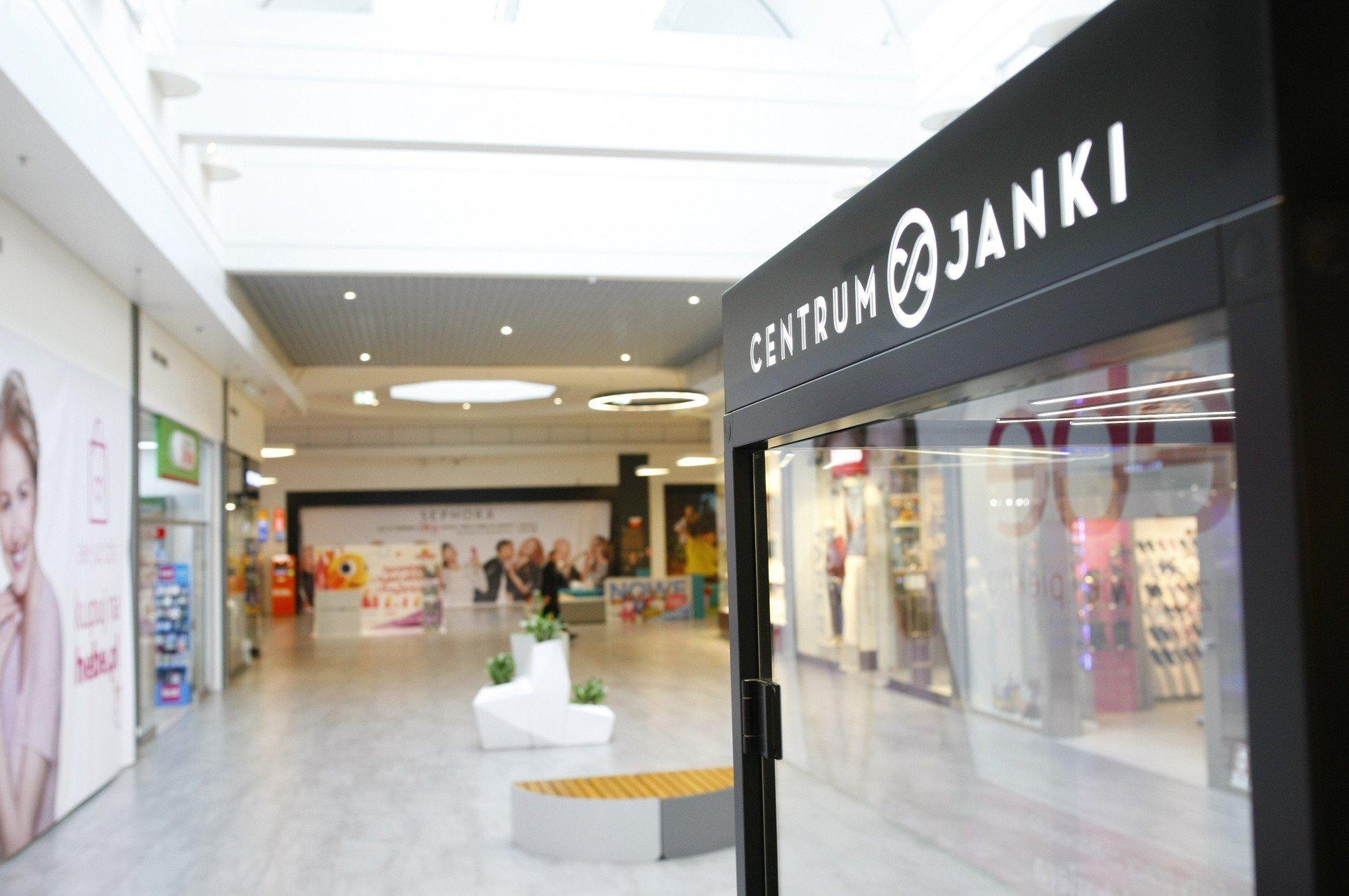 Centrum Janki – Promocje