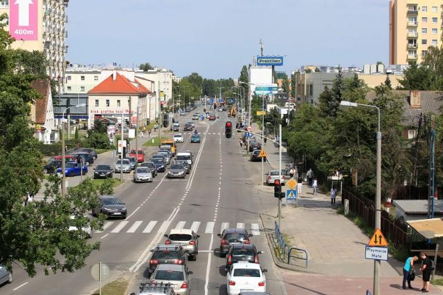 Mieszkańcy Przymorza Małego protestują przeciwko planom budowy wysokich budynków.