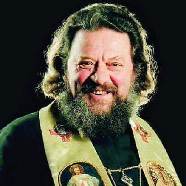 Ojciec Zdzisław Pałubicki jest honorowym obywatelem Nakła nad Notecią