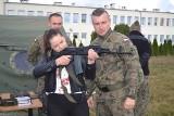 """Klasa policyjna inowrocławskiego """"Chemika"""" na ćwiczeniach strzeleckich [zdjęcia]"""