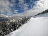 W Beskidach spadł śnieg na Wielkanoc. Trudne warunki turystyczne. W rejonie Babiej Góry pierwszy stopień zagrożenia lawinowego