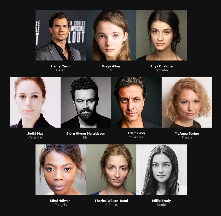"""Aktorki, które wcielą się w Ciri i Yennefer w serialu """"Wiedźmin"""" Netflixa"""