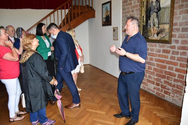 W ostatnich dniach na zamku w Golubiu-Dobrzyniu otwarto Komnatę Dzień Utraconych
