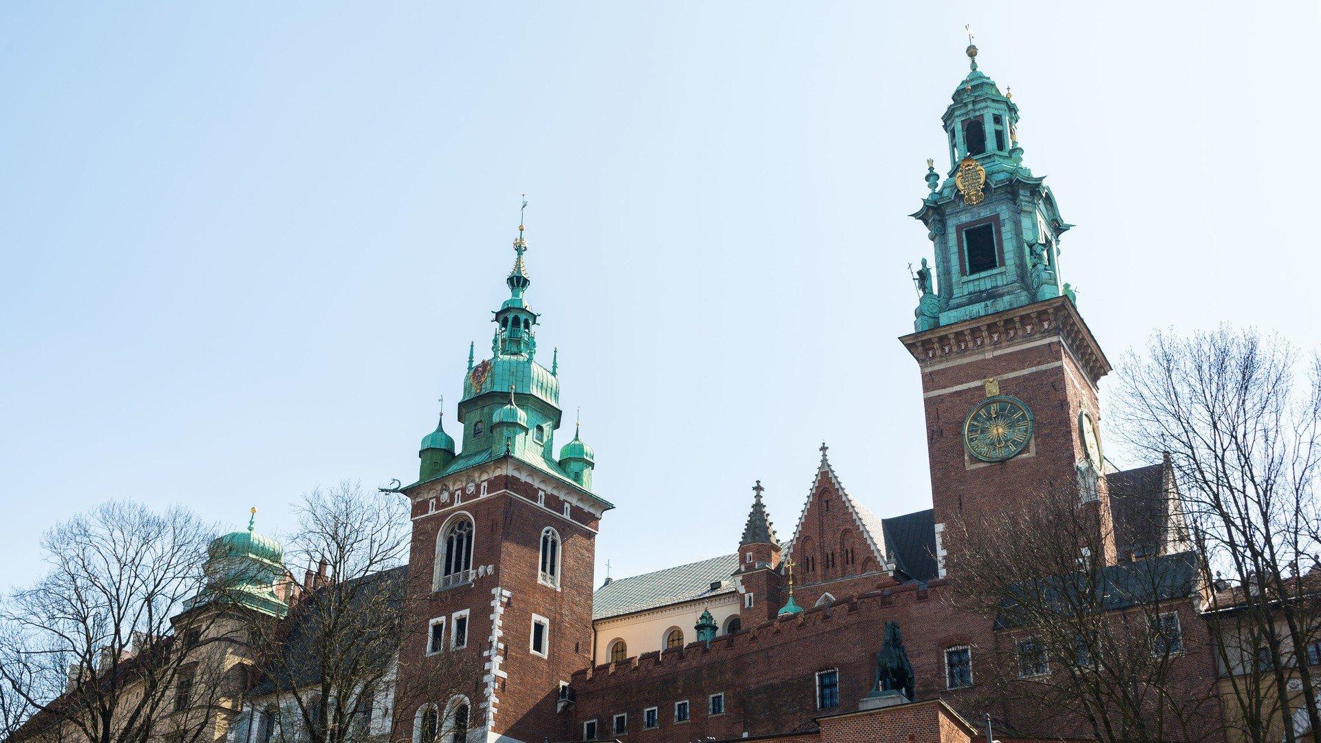 Kraków. Wpołudnie naWawelu zabił dzwon Zygmunt, modlono się w...