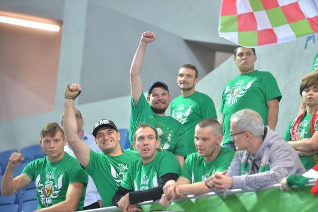 Anwil Włocławek - WKS Śląsk Wrocław 96:85 24.11 Zdjęcia galeria z meczu kibice Wesoły Klub Kibica Anwil Śląsk