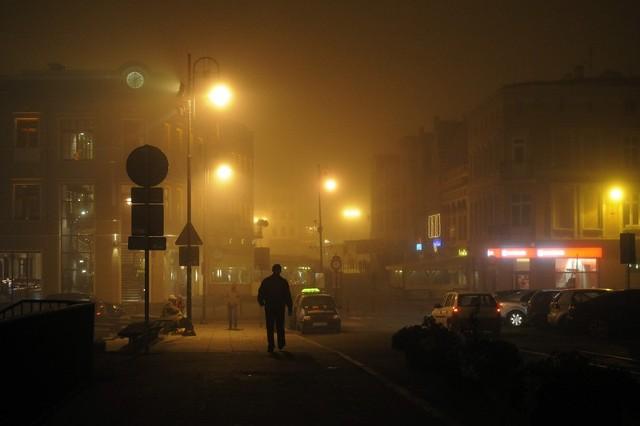 Ulica Mostowa w Bydgoszczy.