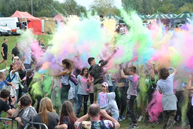 Przystanek Żory: Eksplozja kolorów i koncert grupy Coria na początek