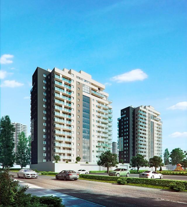Katowice: Wystartowała budowa osiedla Nowe Tysiąclecie