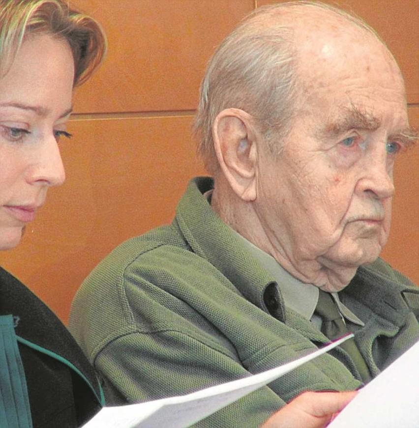 92-letni Zbigniew Radłowski w krakowskim sądzie