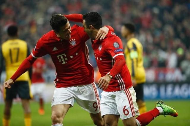 Arsenal - Bayern ONLINE 07.03.2017 Transmisja na żywo za darmo. Gdzie oglądać