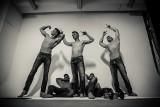 Sesja fotograficzna Mister Podlasia w atelier Michała Obryckiego [FOTOGALERIA]