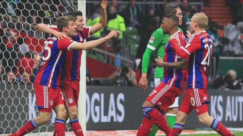 Bayer Leverkusen - Bayern Monachium ONLINE. Transmisja TV w TVP Sport i Sport.tvp.pl