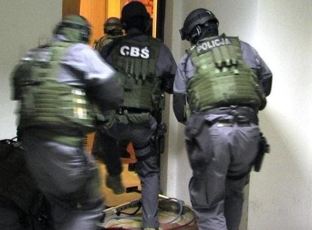Michał M. został zatrzymany przez CBŚP w akcji, w której jednocześnie zlikwidowano całą grupę przestępczą