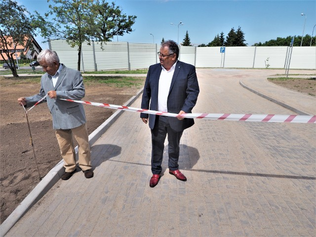 W Koszalinie powstał nowy parking dla mieszkańców