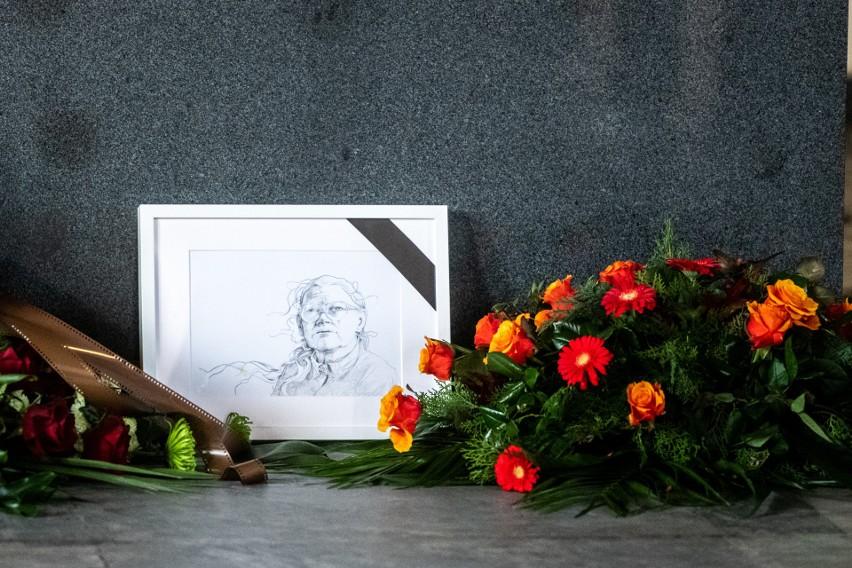 W środę, 25 listopada Poznań pożegnał panią Marię...