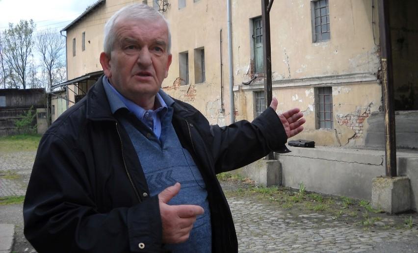 Zbigniew Piec uważa, że to brak porozumienia z urzędnikami doprowadził jego firmę do bankructwa.