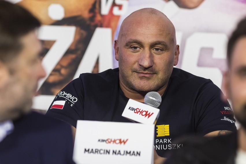 Wszystko wskazuje na to, że Marcin Najman po raz kolejny...
