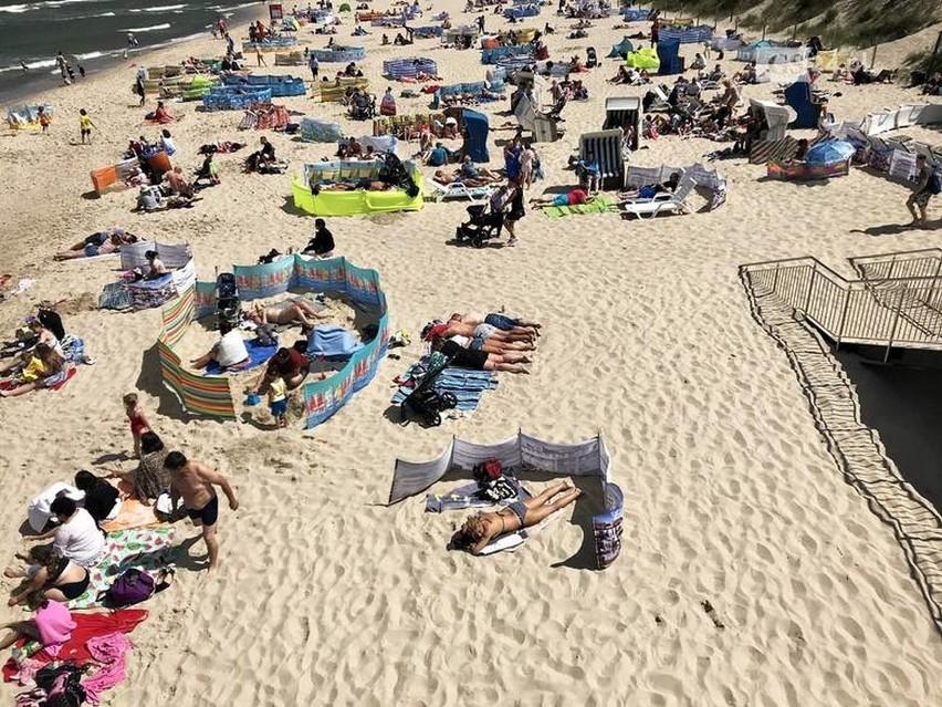 Inowrocław. Tu mieszkańcy Inowrocławia i okolic jeżdżą nad morze. Ranking plaż nad Bałtykiem