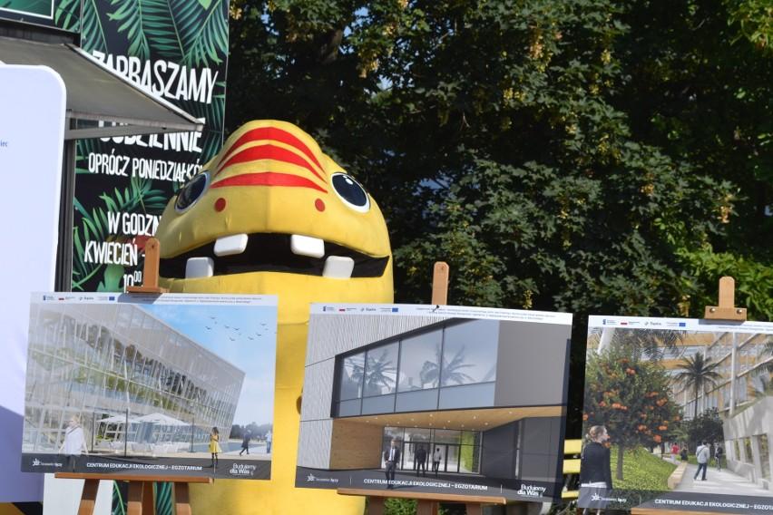 Umowa na wielki remont Egzotarium w Sosnowcu podpisana....