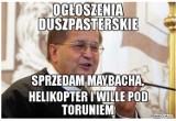 Tadeusz Rydzyk - Ojciec, Dyrektor i Pan w jednej osobie MEMY. Posłanka PiS upomina jak tytułować redemptorystę. Dostało się posłowi Lewicy