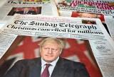 Dramatyczna sytuacja na Wyspach. Nowy wariant wirusa atakuje. Premier Johnson odwołał święta milionom ludzi