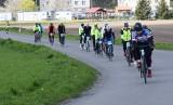 Maraton rowerowy dookoła jez. Miedwie. Pojechali wokół podstargardzkiego jeziora. ZDJĘCIA
