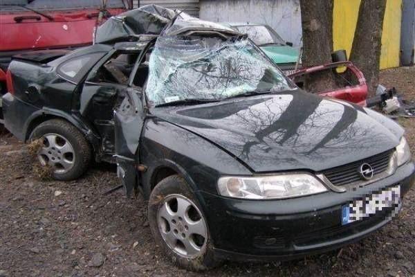 Do wypadku doszło na drodze krajowej nr 46.