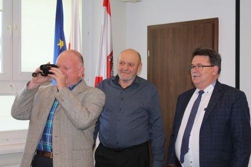 Zarząd Powiatu Golubsko-Dobrzyńskiego docenił zaangażowanie i działania Powiatowej Społecznej Straży Rybackiej. Jednostce przekazano termowizor Pulsar Axion KEY XM30.