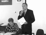 Krzysztof Choiński - Były zastępca burmistrza Łomży nie żyje