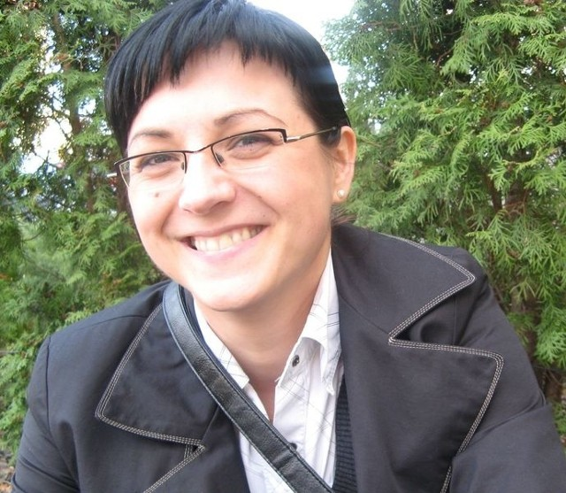 Judyta Szewielińska znalazła sens życia w pomaganiu innym. Gdy opowiada o swoich podopiecznych z hospicjum jej oczy się cieszą.