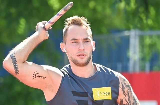 Marcin Krukowski jest wymieniany jako kandydat do srebrnego medalu w igrzyskach