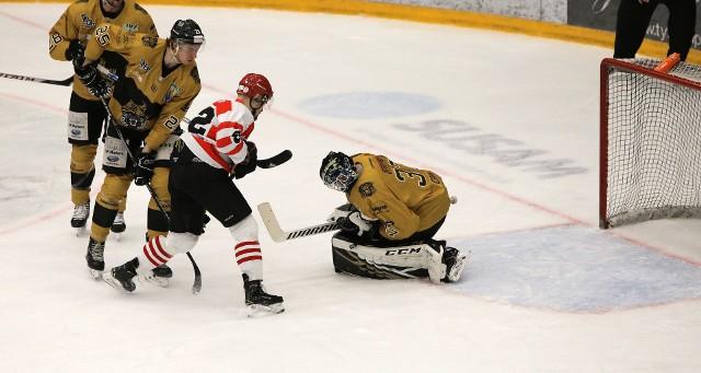 Comarch Cracovia pokonała Nottingham Panthers