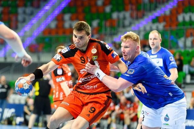 Krzysztof Pawlaczyk w meczu z SPR-em Stalą Mielec rzucił trzy bramki