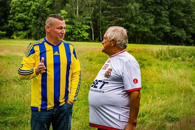 Pucharowy awans LZS Chrząstawa na 40-lecie klubu