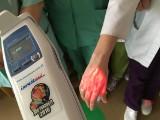 29. finał WOŚP. W każdym opolskim szpitalu znajdziemy sprzęt medyczny z czerwonym serduszkiem Orkiestry