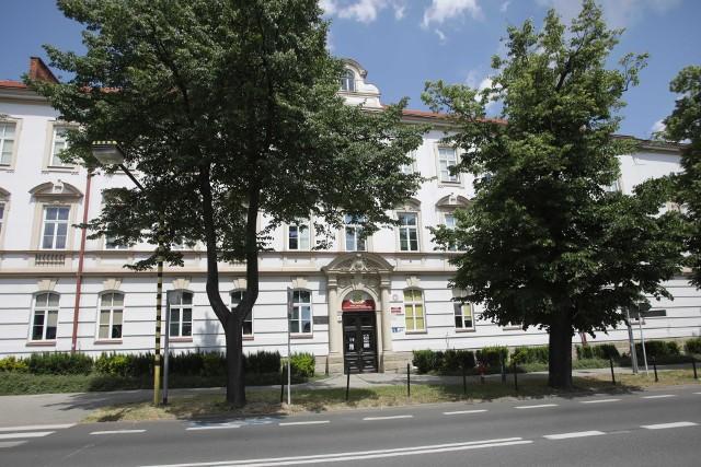 II LO w Rzeszowie.