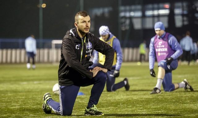 Pierwszy trening mają za sobą piłkarze Stali Rzeszów. Zajęcia prowadził Andrzej Wójcik (na zdjęciu), który będzie trenerem od przygotowania fizycznego, a ostatnio pracował w Wisłoce Dębica