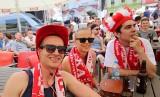 Chojniczanie dopingowali reprezentację Polski [zdjęcia]