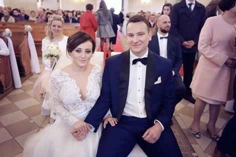 Ania i Grzegorz pobrali się 16 kwietnia