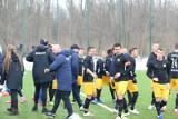 """Wieczysta Kraków. """"Dream team"""" z klasy okręgowej nie dał rady beniaminkowi I ligi Resovii"""