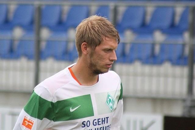 Aaron Hunt został piłkarzem Wolfsburga