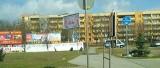 Wulgarny napis pod adresem prezydenta Radomia na transparencie w sprawie stadionu. Trwa dochodzenie policji