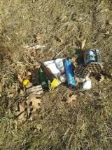 Wrocław: Śmieci przy Drzewieckiego. Ekosystem i straż miejska wzięły się za sprzątanie (ZDJĘCIA)