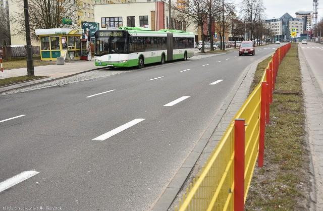 Długość ulic, które mają być przebudowane, wynosi w sumie ok. 660 m.