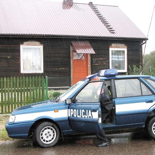 Po wyjściu na jaw tragedii rodzina jest pod opieką policji