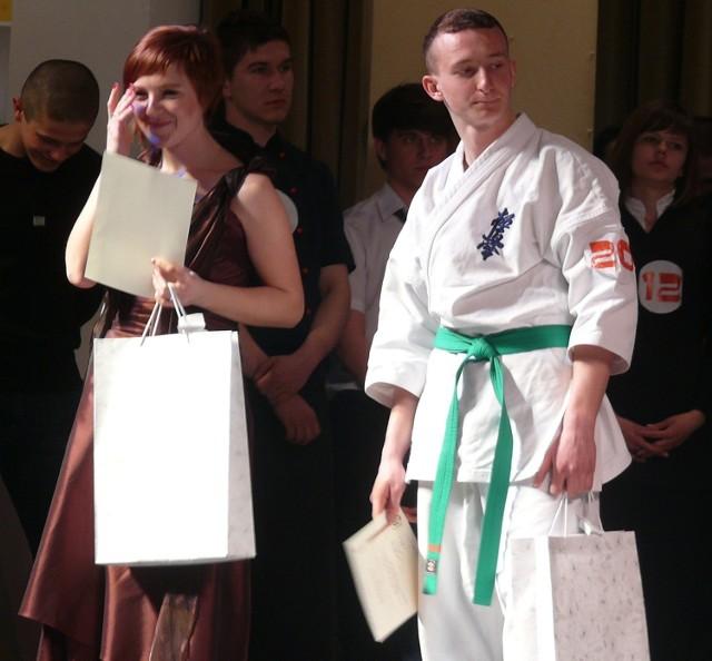 Zwycięzcy Festiwalu Talentów, Joanna Nawrot  i Jakub Ślusarski po ogłoszeniu werdyktu nie ukrywali zaskoczenia.