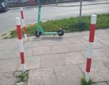 Białystok. Nie będzie specjalnych parkingów dla hulajnóg. Ich użytkownicy muszą stosować się do zasad prawa o ruchu drogowym